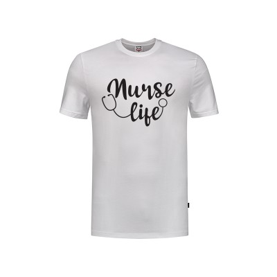 T-Shirt Nurse Life Wit