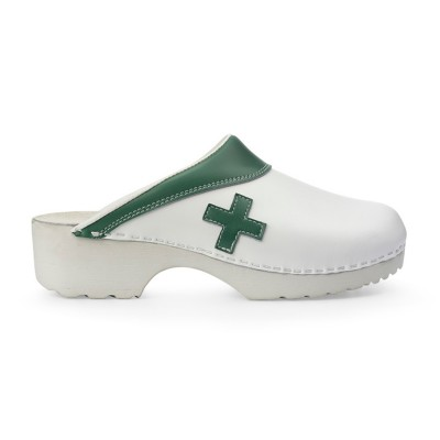 Tjoelup First Aid White Med Green F