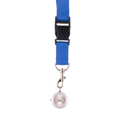 Lanyard/Keycord Horloge Blauw