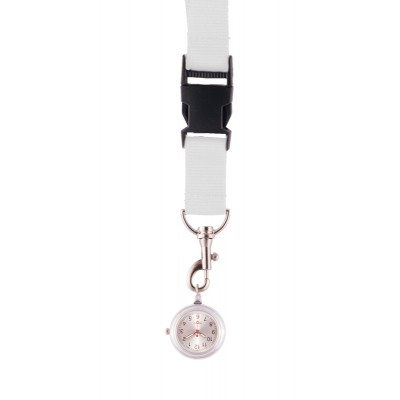 Lanyard/Keycord Horloge Wit