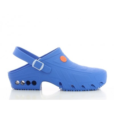 Oxyclog Electric Blauw