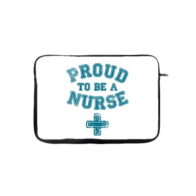 "Tablethoes 10"" Proud Nurse"